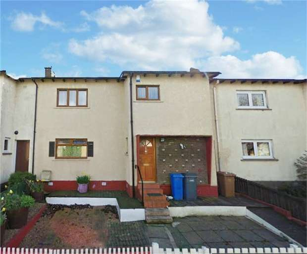 2 Bedrooms Terraced House for sale in Selkirk Place, Glenrothes, Fife