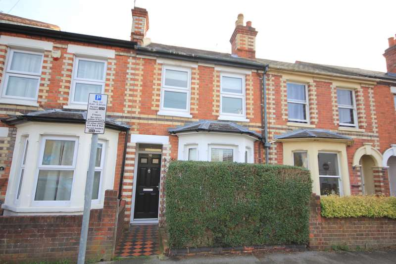 2 Bedrooms Terraced House for sale in Coldicutt Street, Caversham, Reading, RG4