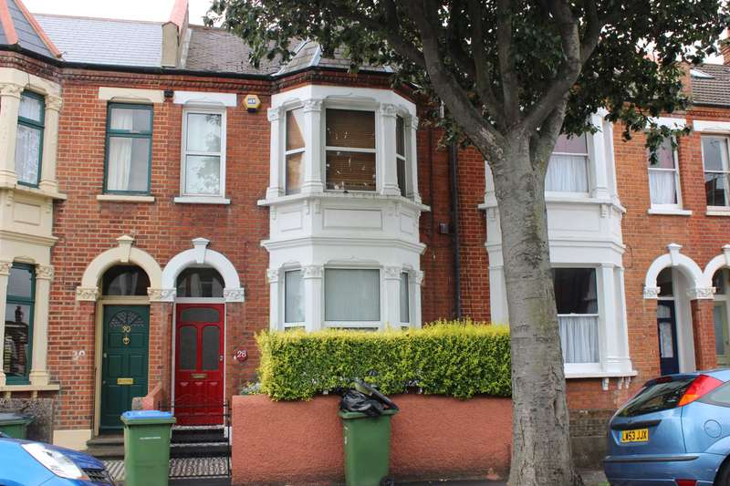 2 Bedrooms Apartment Flat for sale in Macoma Road, Plumstead, SE18 2QP