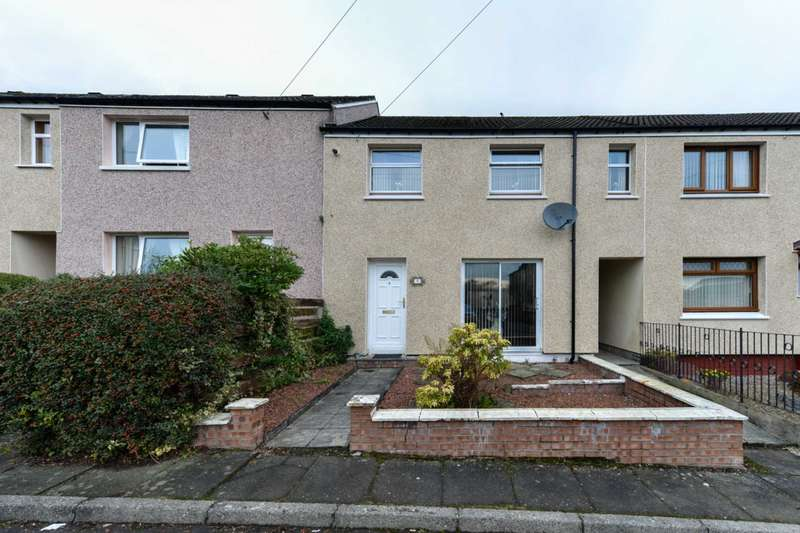3 Bedrooms Terraced House for sale in Carradale Place, Linwood