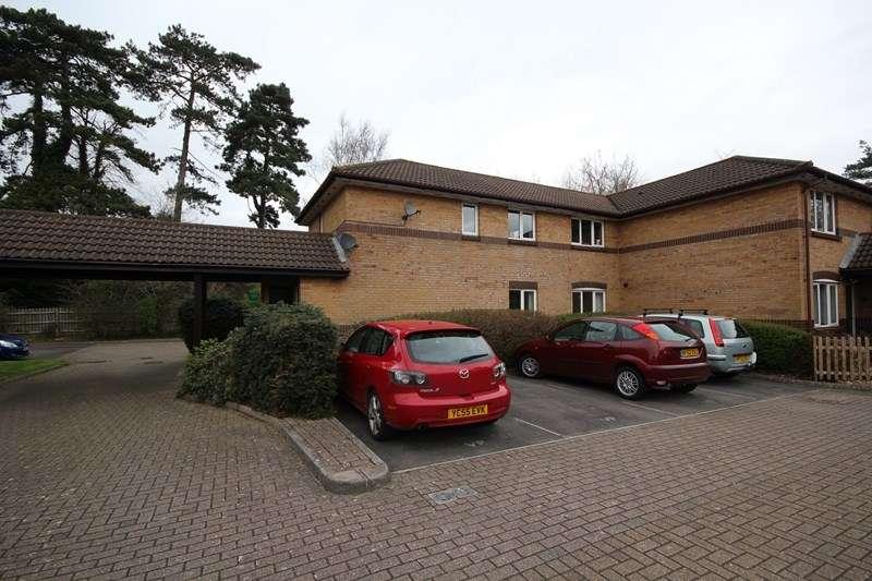 1 Bedroom Maisonette Flat for sale in Euston Grove, Ringwood