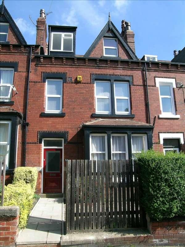 8 Bedrooms Terraced House for rent in Estcourt Terrace, Headingley, Leeds