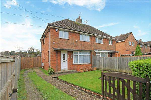 3 Bedrooms Semi Detached House for sale in Bowden Road, Poole
