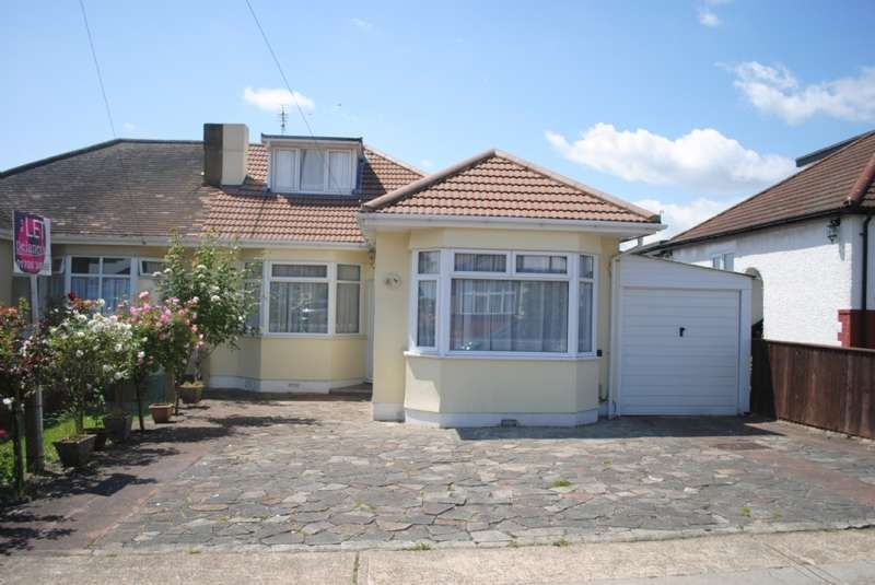 3 Bedrooms Bungalow for sale in Geoffrey Avenue, Harold Wood