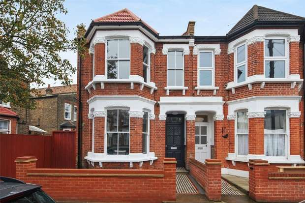 2 Bedrooms Flat for sale in Hillcrest Road, Acton