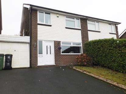 3 Bedrooms Semi Detached House for sale in Linnet Close, Offerton, Stockport, Cheshire