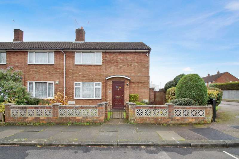 3 Bedrooms End Of Terrace House for sale in Goosecroft, Hemel Hempstead