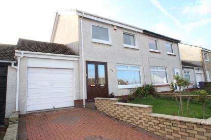 3 Bedrooms Semi Detached House for sale in Loganswell Road, Deaconsbank
