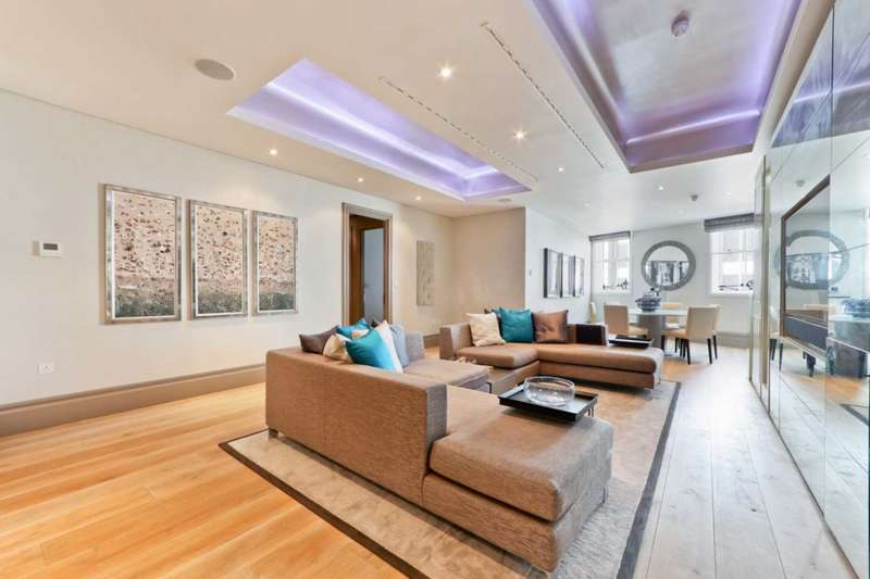 2 Bedrooms Apartment Flat for rent in Verge Apartments, Dering Street, London