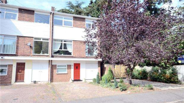 4 Bedrooms End Of Terrace House for sale in Boulters Court, Maidenhead, Berkshire
