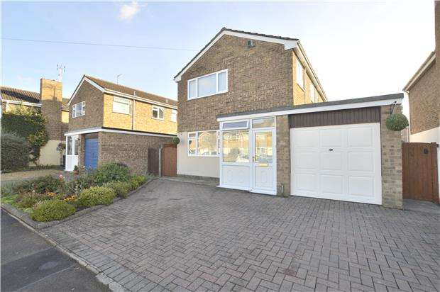 3 Bedrooms Detached House for sale in 21 Elmvil Road, Newtown, TEWKESBURY, Gloucestershire, GL20 8DD