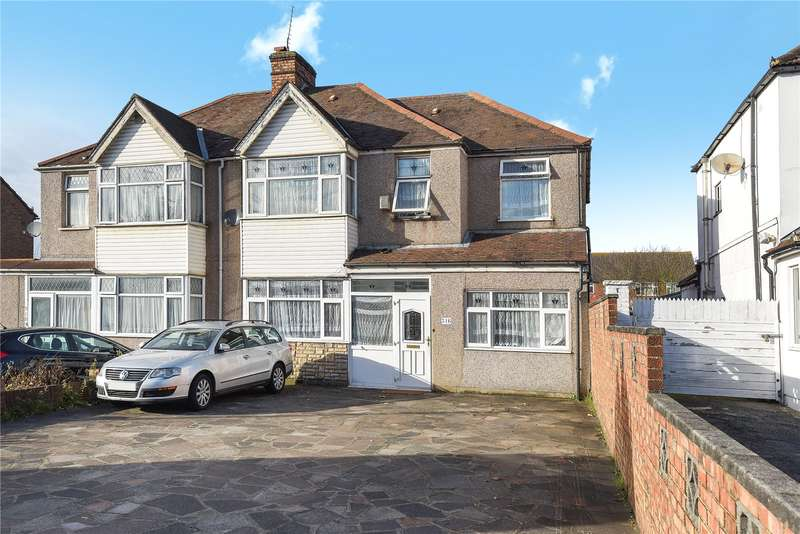 6 Bedrooms Semi Detached House for sale in Church Road, Northolt, Middlesex, UB5