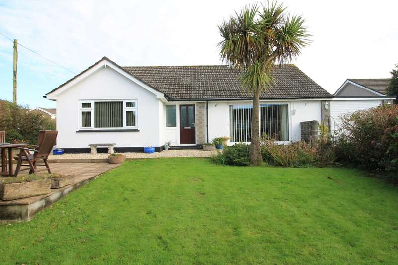 3 Bedrooms Detached Bungalow for sale in Winsor Estate, Pelynt