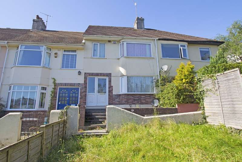 3 Bedrooms Semi Detached House for sale in Lower Compton, Plymouth