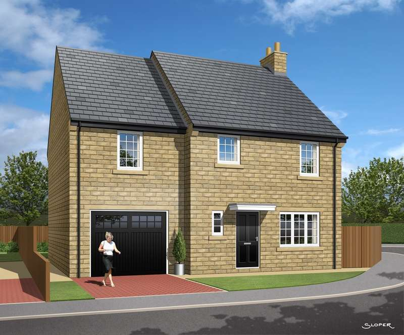 4 Bedrooms Detached House for sale in 'The Crown', Plot 14, Park View, Brierley, Barnsley