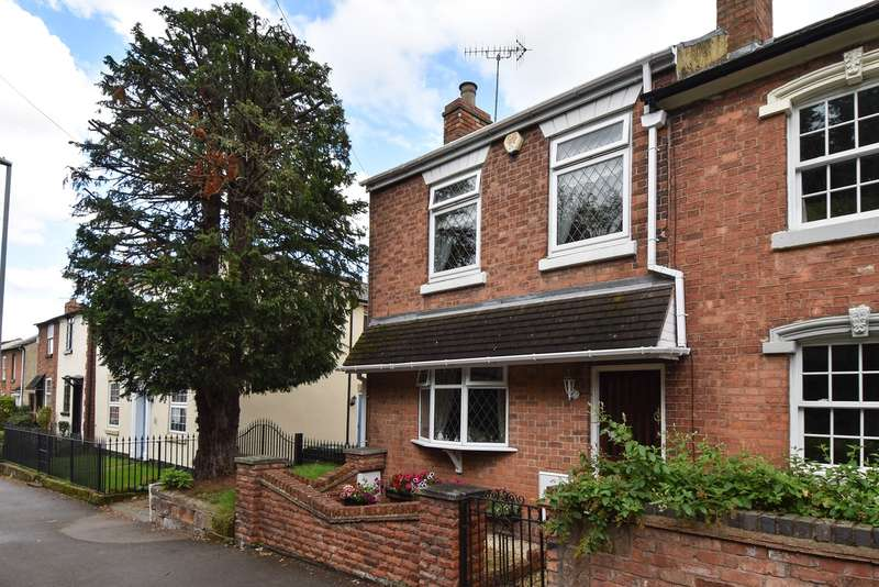 2 Bedrooms Terraced House for sale in Rock Hill, Bromsgrove, B61
