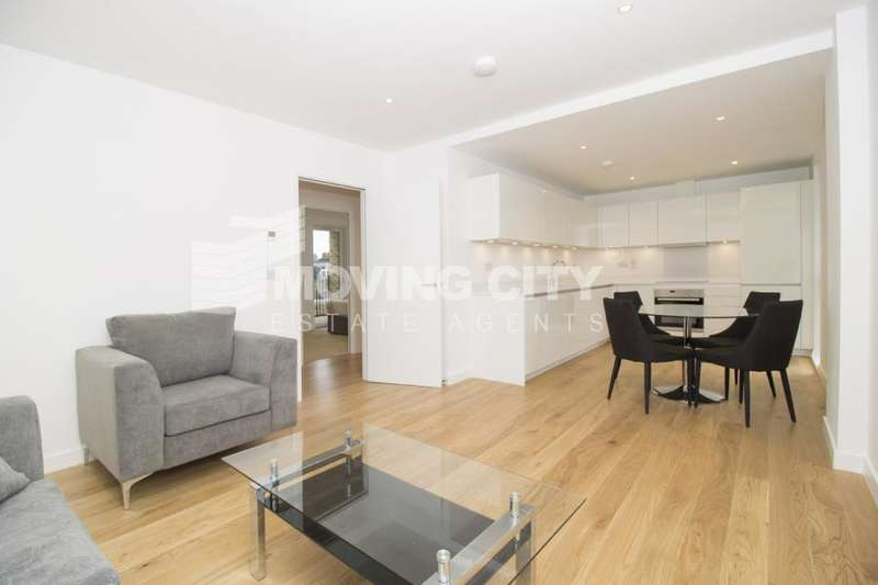 2 Bedrooms Apartment Flat for sale in Hand Axe Yard, Kings Cross, WC1X