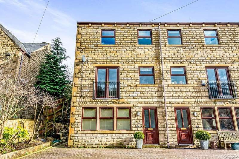 4 Bedrooms Semi Detached House for sale in Mons Road, Todmorden, OL14
