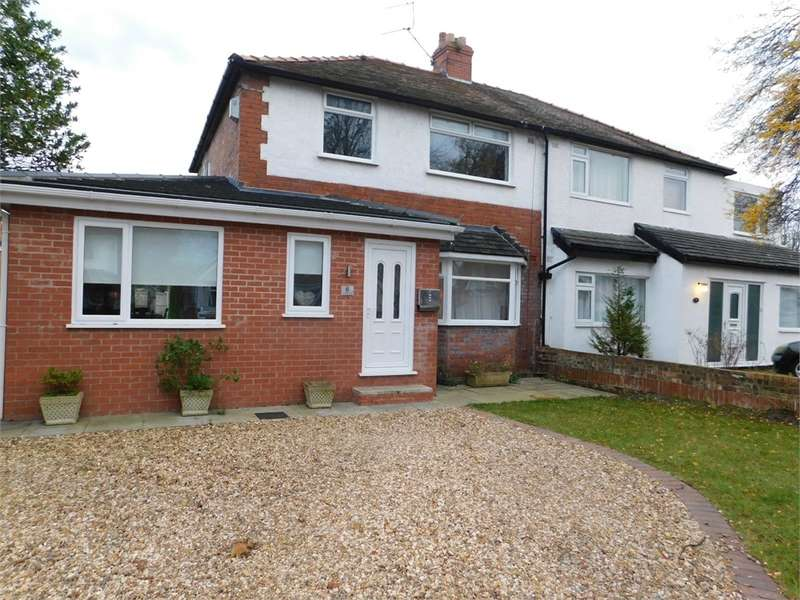 3 Bedrooms Semi Detached House for rent in Lonsdale Road, Formby, LIVERPOOL, Merseyside