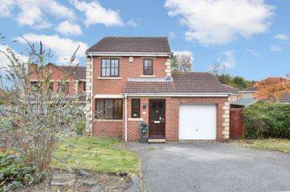3 Bedrooms Detached House for sale in Periwood Avenue, Sheffield, South Yorkshire