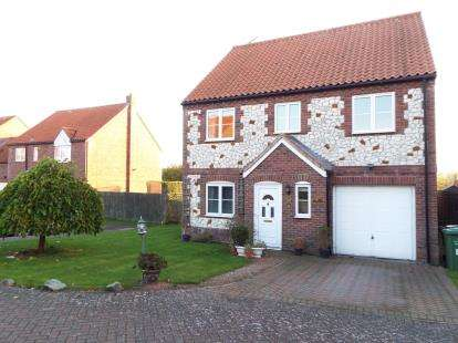 4 Bedrooms Detached House for sale in Sedgeford, Kings Lynn, Norfolk