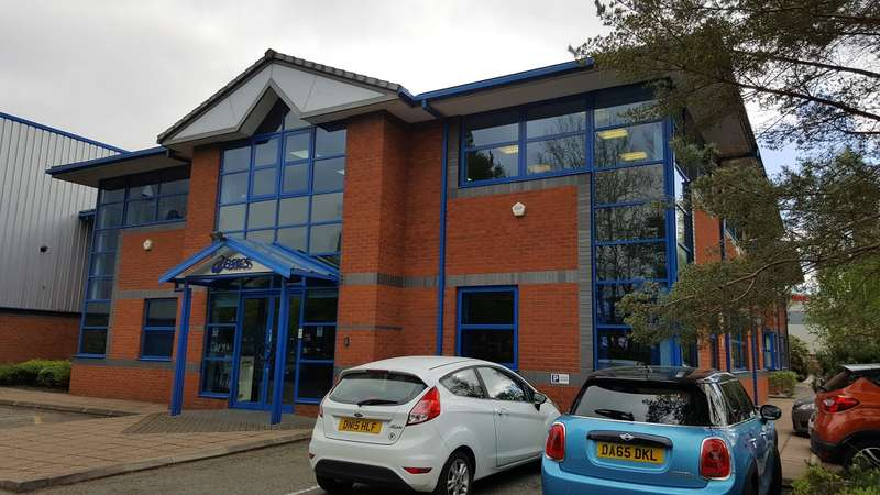 Office Commercial for rent in PHASE II OFFICES, Europa Boulevard, Gemini Business Park, Warrington