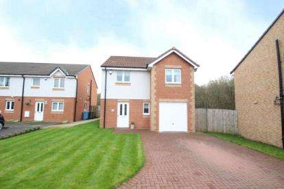 3 Bedrooms Detached House for sale in Birdston Drive, Stepps, Glasgow, North Lanarkshire