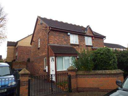 2 Bedrooms Semi Detached House for sale in Bramley Road, Birmingham, West Midlands