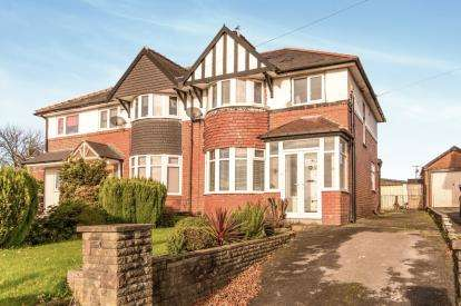 3 Bedrooms Semi Detached House for sale in Bury New Road, Bradley Fold, Bolton, Greater Manchester, BL2