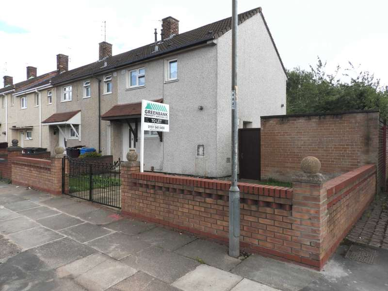 2 Bedrooms Terraced House for rent in Cleadon Road, Southdene, Kirkby