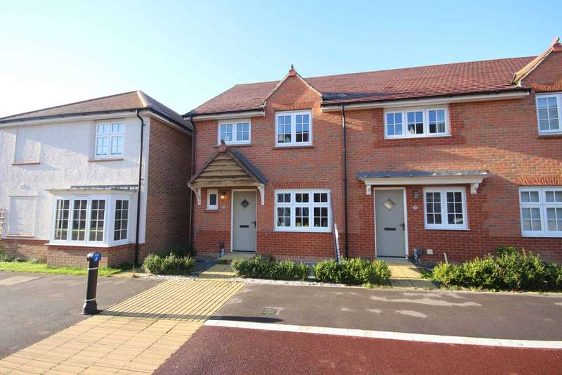 3 Bedrooms End Of Terrace House for sale in Eagle Way, Jennett`s Park