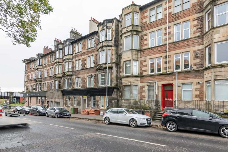 1 Bedroom Flat for sale in Paisley Road, Glasgow, G78 1HG