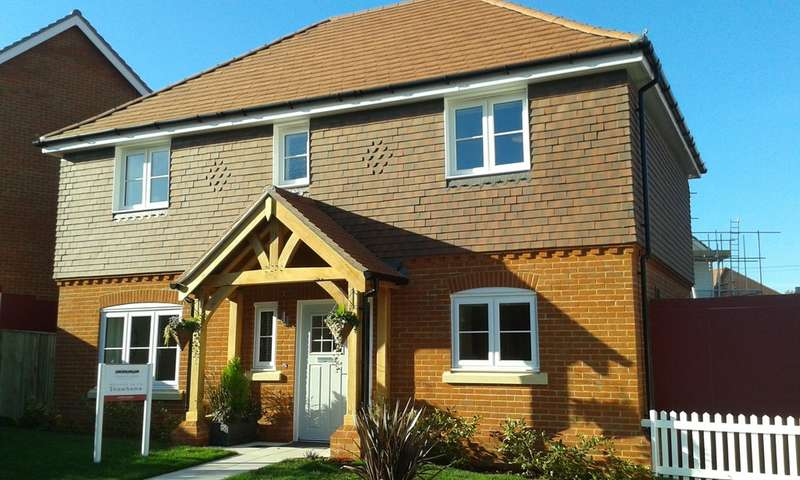 3 Bedrooms Detached House for sale in Loxwood