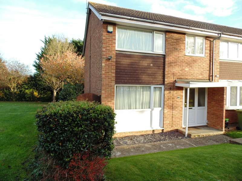 3 Bedrooms End Of Terrace House for sale in Pytchley Rise, Wellingborough