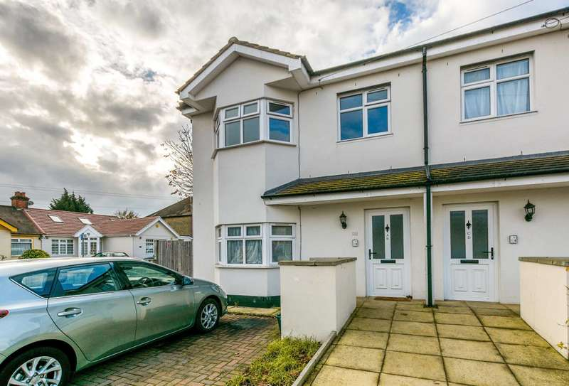 3 Bedrooms Flat for sale in Park Avenue, Streatham Vale, CR4