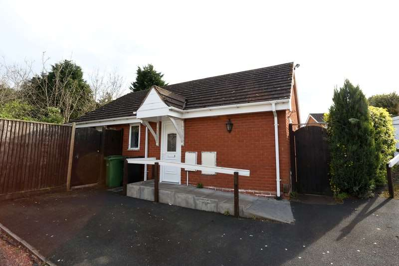 3 Bedrooms Bungalow for sale in Nuthatch Drive, Brierleyhill, West Midlands, DY5