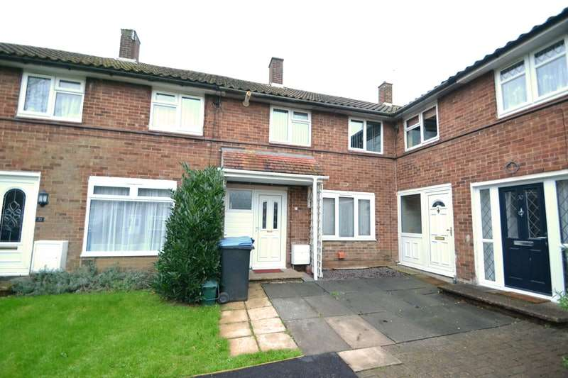 2 Bedrooms Terraced House for sale in Potters Field, Harlow, Essex, CM17