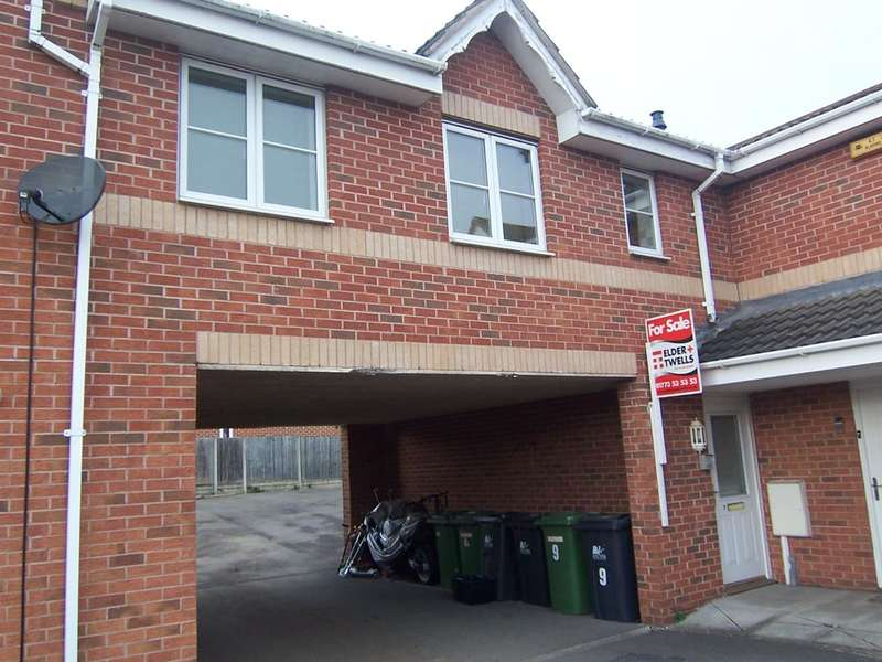 1 Bedroom Apartment Flat for sale in Tarn Close, Langley Mill