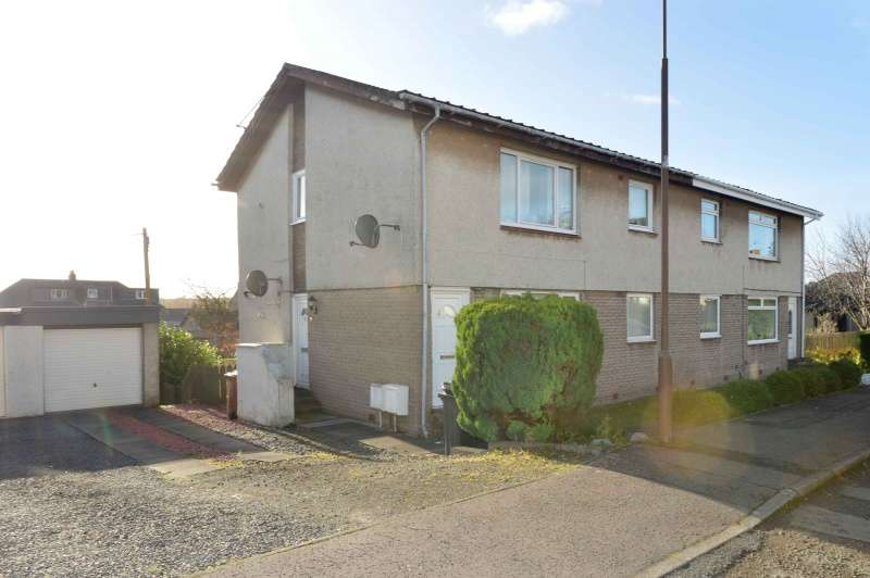 2 Bedrooms Flat for sale in Kirkhill Terrace, Broxburn, West Lothian, EH52 6JG