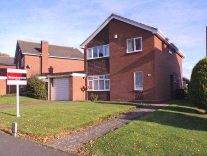 4 Bedrooms Detached House for sale in Carnoustie Close, Sutton Coldfield, West Midlands