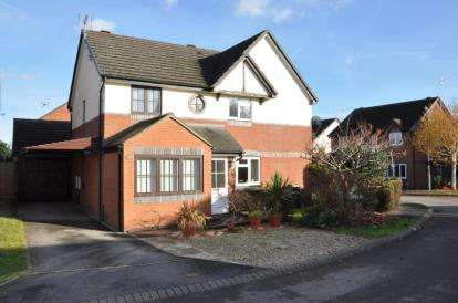 2 Bedrooms Semi Detached House for sale in Lingfield Close, Chippenham, Wiltshire