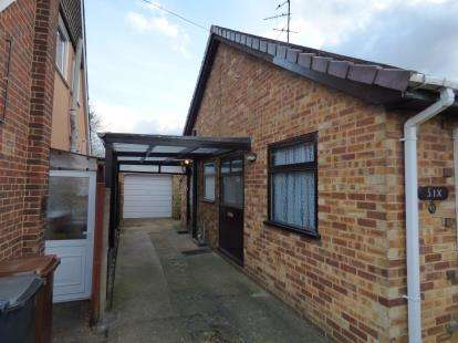 2 Bedrooms Bungalow for sale in Pytchley Way, Duston, Northampton, Northamptonshire