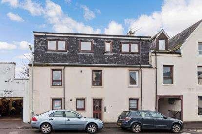 2 Bedrooms Flat for sale in Waterside Street, Largs