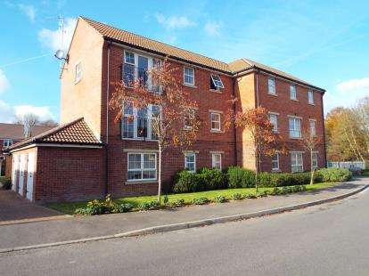 2 Bedrooms Flat for sale in Purbrook, Waterlooville, Hampshire