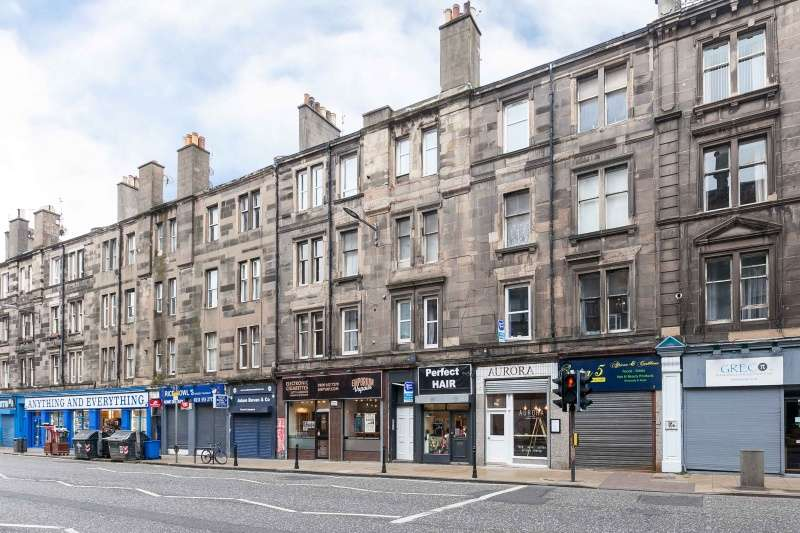 2 Bedrooms Flat for sale in Great Junction Street, Leith, Edinburgh, EH6 5LQ