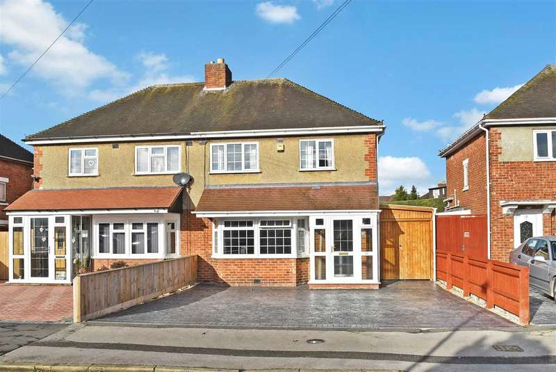 5 Bedrooms Semi Detached House for sale in Brasenose Driftway, Cowley