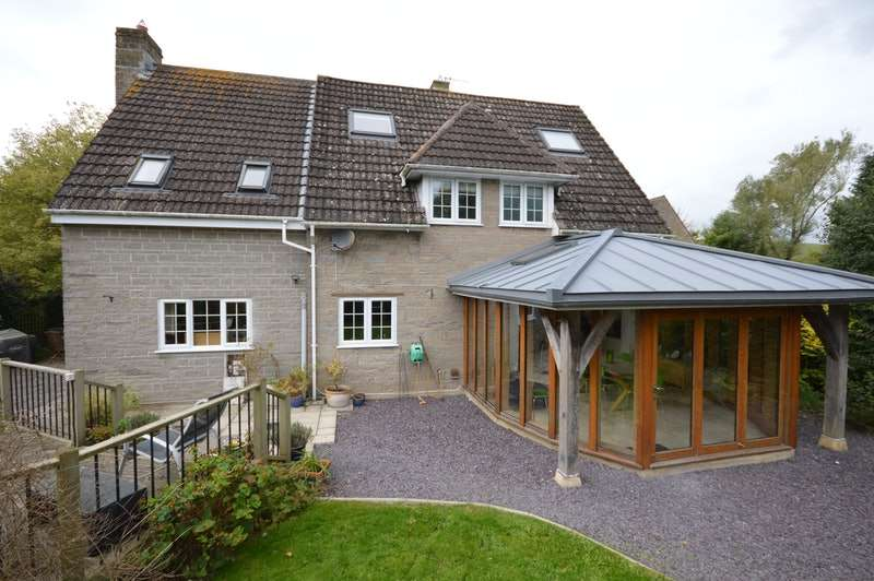 6 Bedrooms Detached House for sale in Monkton Deverill, Warminster, Wiltshire, BA12