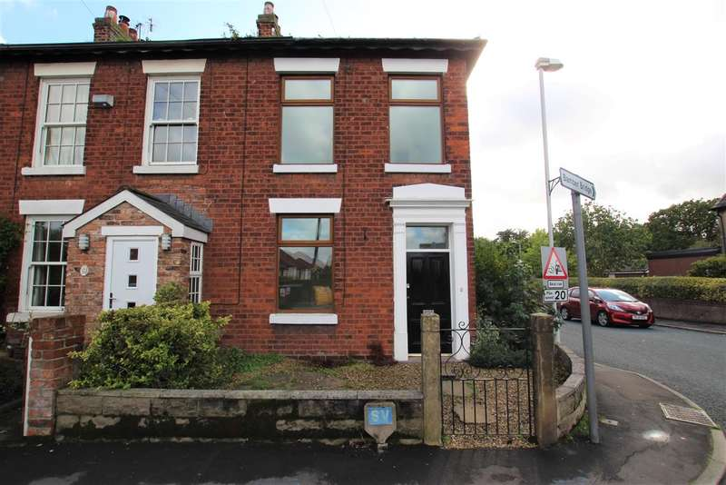 3 Bedrooms End Of Terrace House for sale in Gregson lane, Hoghton, Preston