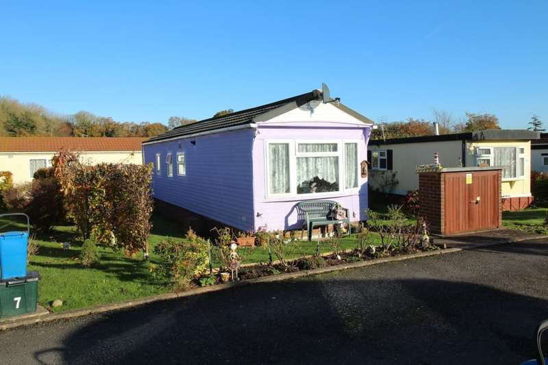 1 Bedroom Detached Bungalow for sale in Rosewood Crescent, Cat Fiddle Park,Clyst St. Mary, Exeter, EX5