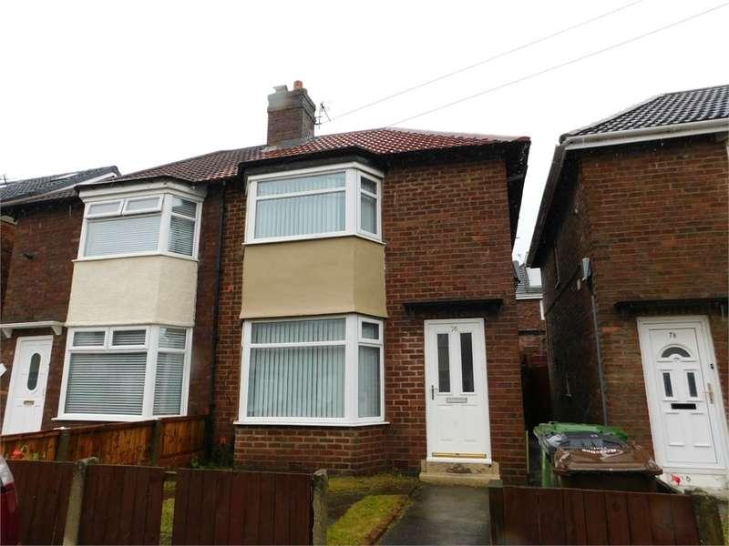 2 Bedrooms Semi Detached House for rent in Sudbury Road, Brighton-le-Sands, LIVERPOOL, Merseyside